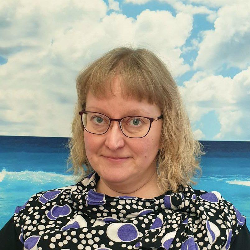 Kirjanpitäjä Ulla Kangasniemi